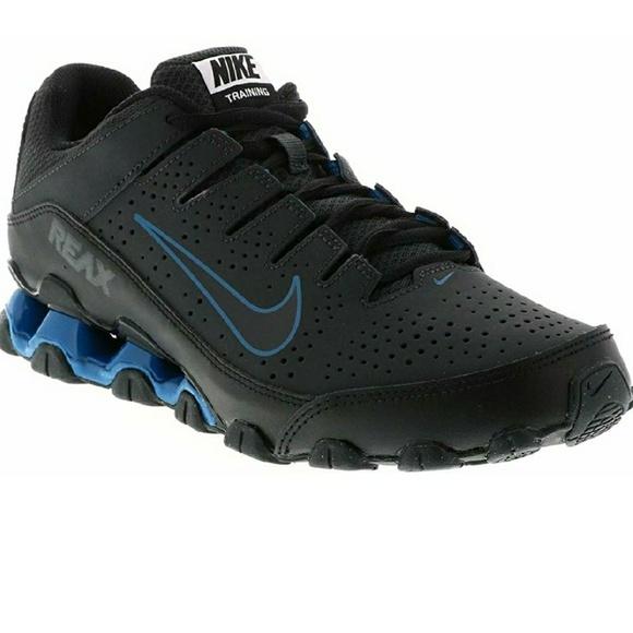46aa13d17872 Mens Reax 8 TR Cross Trainer Shoes sz 9. M 5c6dc4839539f70a80948580